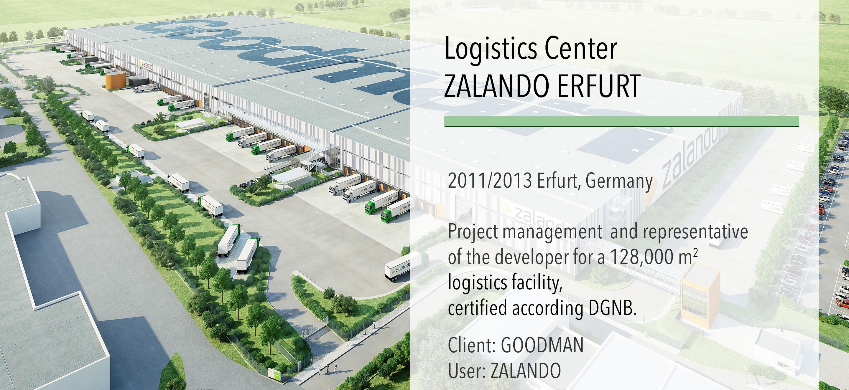 65959004240 ... Logistikhalle Goodman Erfurt Zalando ...